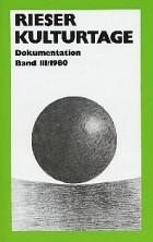 Dokumentationsband III / 1980