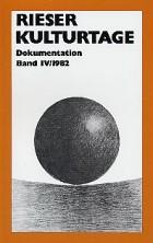 Dokumentationsband IV / 1982
