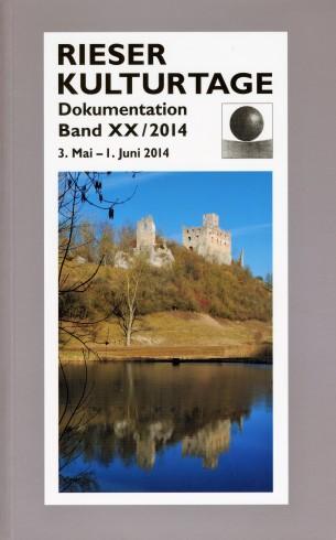 Dokumentationsband der Rieser Kulturtage 2014, 384 Seiten mit 164 Abbildungen.