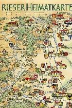 Rieser Heimatkarte