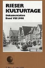 Dokumentationsband VIII / 1990